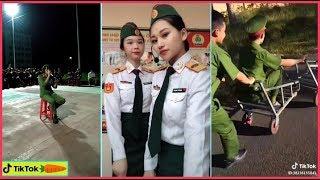 Tik Tok Hay - Khi công an và cảnh sát chơi Tik Tok vui nhộn Việt Nam