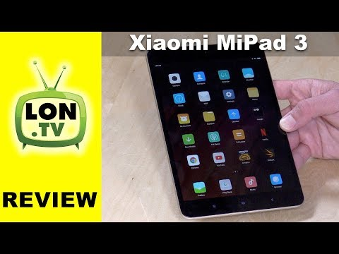 Xiaomi MiPad 3 Android Tablet Review - Premium IPad Mini Alternative