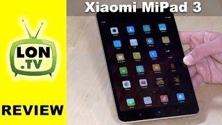 Xiaomi MiPad 3 Android Tablet Review - Premium iPad Mini Alternative