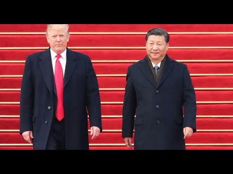 OFICIALES DE EEUU Y CHINA TUVIERON UNA ESCARAMUZA POR EL MALETÍN NUCLEAR DE TRUMP