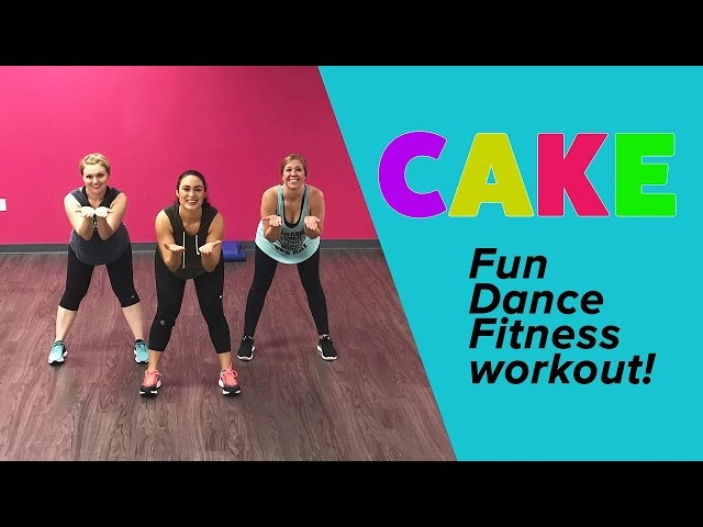 Flo Rida & 99 Percent - Cake (Dance Fitness with Jessica)