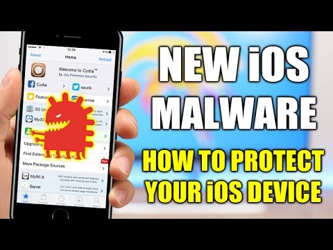 New iOS Malware – How To PROTECT Your Device !
