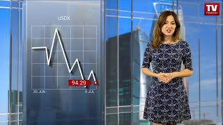 InstaForex tv news: USD down on day when US and China slap levies on their exports  (06.07.2018)