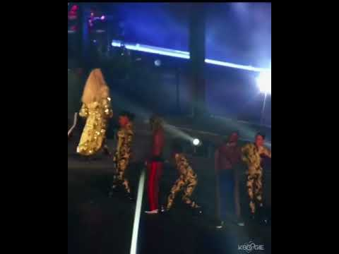 Some dude bolted toward Jay-Z and Beyonc at their Atlanta show. (He didn't ...