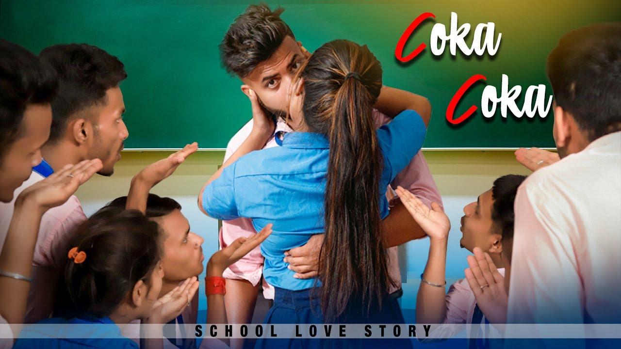 Download COKA : Sukh-E Muzical Doctorz   Ft. Shuvojit & Supriya   School  Love Story   Rangoli Creation