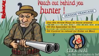 Watch out behind you hunter - นายพรานฝ่ากองทัพเกย์ #เกมในตำนาน