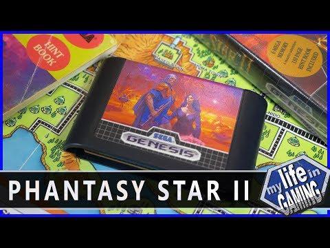 Phantasy Star 2 :: Game Showcase (w/Generation-16) - MY LIFE IN GAMING