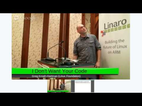 "Keynote: Greg Kroah-Hartman (Linux Foundation) - ""I Don"