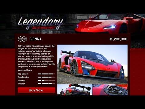 GTA 5 ONLINE SEPTEMBER UPDATE - NEW CARS, CUSTOMIZATIONS & RARE ITEMS! (GTA 5 Update) thumbnail