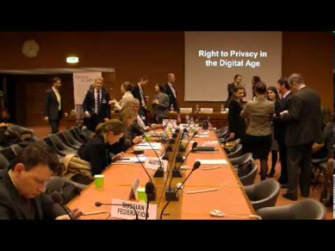 Right to Privacy in the Digital Age