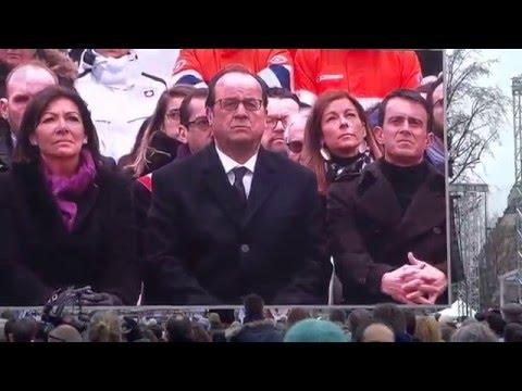 """Les Prénoms De Paris J  Brel """" En Hommage Aux Victimes Des Attentats"""""""
