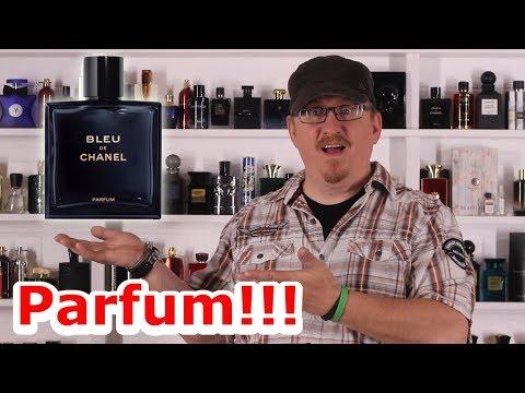 Bleu De Chanel Parfum Review
