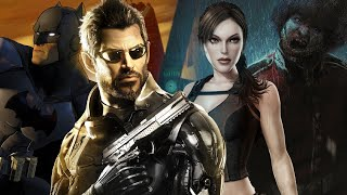 PlayStation Plus Vs. Xbox Games With Gold (January 2018)
