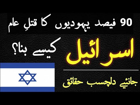 History Of Israel In Urdu / Hindi #O1 | Facts About Creation Of Israel And Zionism