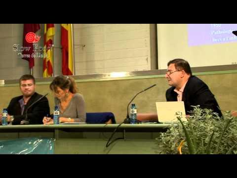 Conferencia del professor Gilles-Éric Séralini sobre los transgénicos, IV Fira SF Lleida