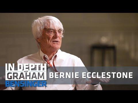 Bernie Ecclestone: I am a dictator