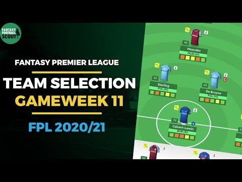 FPL TEAM SELECTION GAMEWEEK 11 | Villa players OUT? | Fantasy Premier League Tips 2020/21