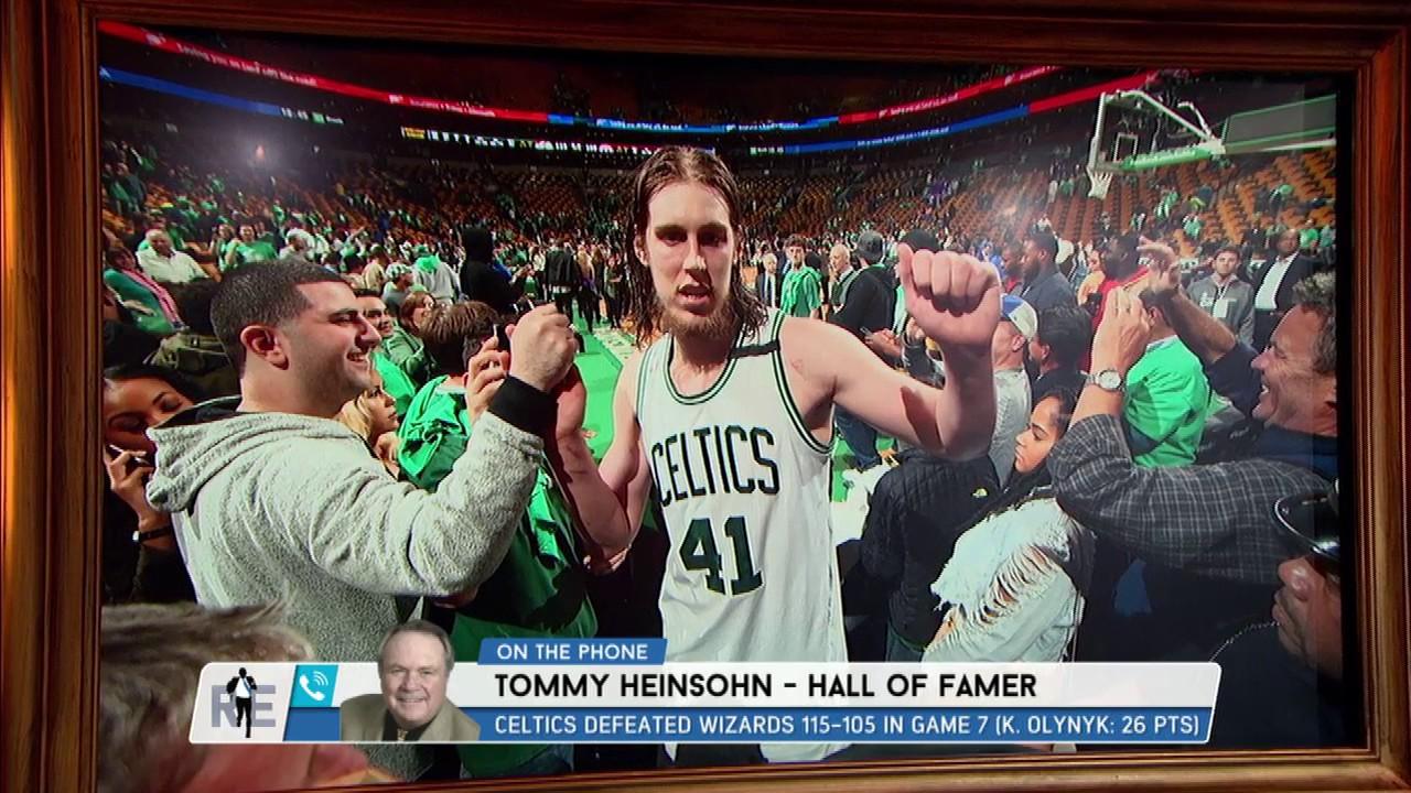 Celtics Hall of Famer Tommy Heinsohn Breaks Down the Secret to