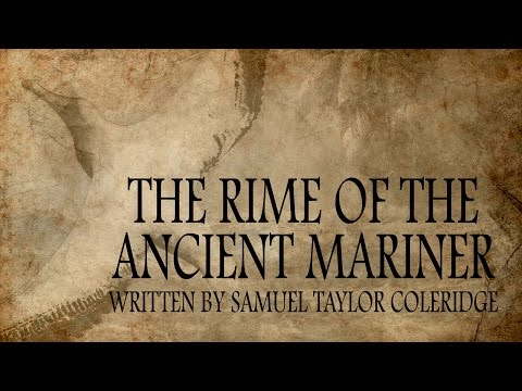 THE RIME OF THE ANCIENT MARINER Samuel Taylor Coleridge | Cl