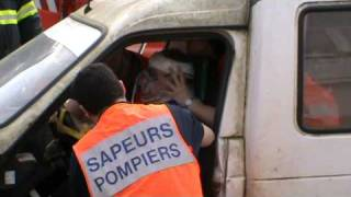 Portes ouvertes Sapeurs Pompiers de Bersée (SDIS 59-Nord) Part. 2