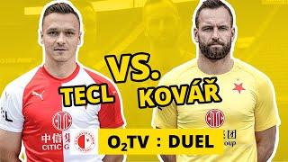 """O2 TV Duel: Stanislav Tecl a Přemysl Kovář hrají """"Hádej kdo jsem?"""""""
