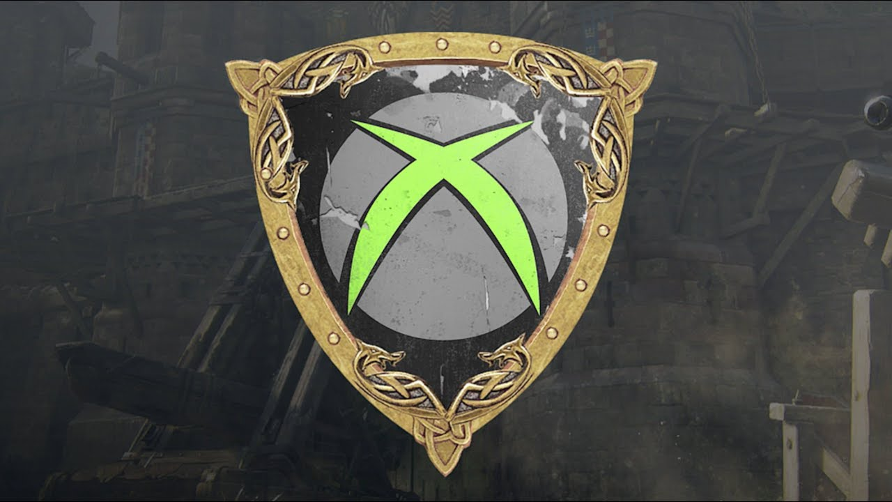 For Honor Xbox Logo Emblem Tutorial Youtube