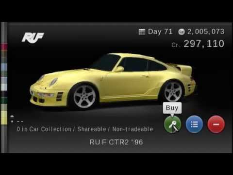 Gran Turismo PSP - All 830 Cars (NEW! - SAVEGAME Download)