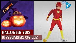 Top 10 Boy's Superhero Costumes | Halloween 2019