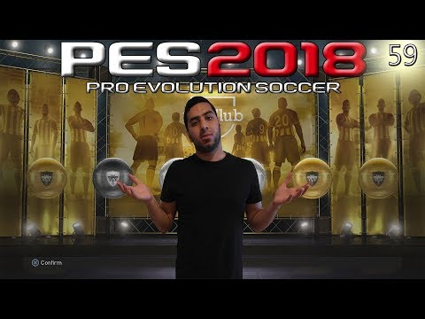 PES 2018 myClub  100 Coin Spins  New Manager  Challenges are on! 59