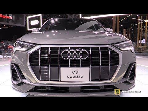 2020 Audi Q3 Quattro - Exterior and Interior Walkaround - 2019 NY Auto Show