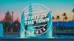2020 State of the Town - Fountain Hills, Arizona