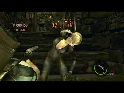 Resident Evil 5 Jill beautiful Breast #2