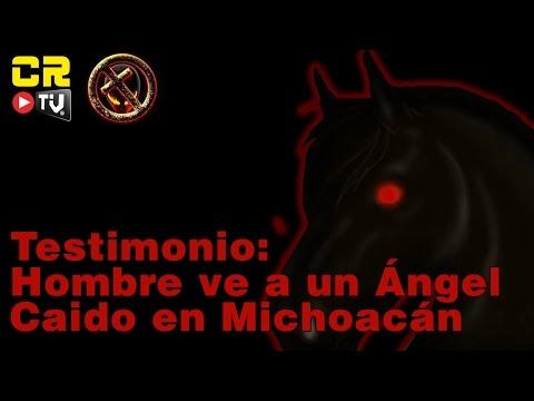 Testimonio: Hombre ve a un 'Angel Caido' en Michoacán
