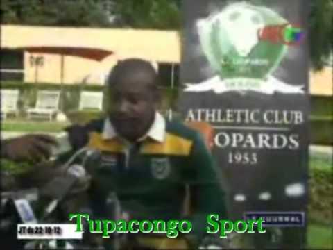 Ac Léopards Dolisie - Ac Djoliba Bamako 3 - 0