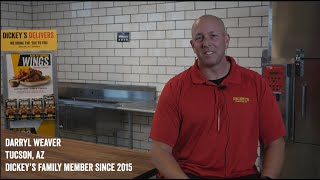 Testimonial Darryl Weaver - Owner Testimonial - Dickey's Barbecue Pit