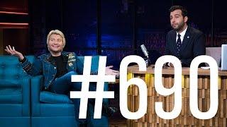 Вечерний Ургант - Алина Кабаева, Николай Басков. 690 выпуск от30.09.2016