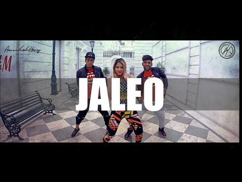 Jaleo- Nicky Jam ft.Steve Aoki |GauravXTarun ft. Aanchal Hans| Zumba Fitness |Gym/Dance Choreography