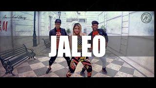 Jaleo- Nicky Jam ft.Steve Aoki |GauravXTarun ft. Aanchal Hans| Zumba Fitness |Gym/Dance Choreography Video