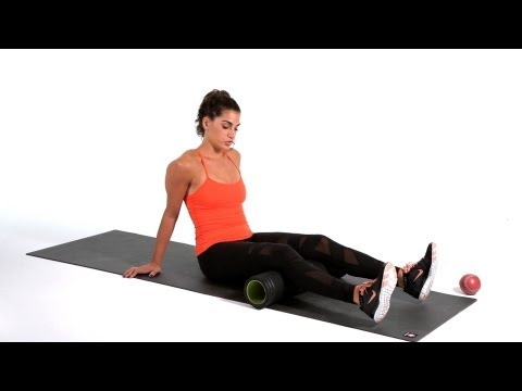 How to Foam Roll Your Hamstrings | Foam Rolling