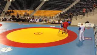 Sambo World Championships  2013 Final 74KG Martirosyan