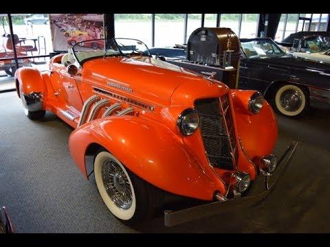 MEMORY LANE CLASSIC CARS MUSEUM