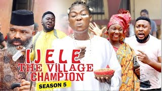 IJELE THE VILLAGE CHAMPION 5 (MERCY JOHNSON) - 2019 LATEST NIGERIAN NOLLYWOOD MOVIES