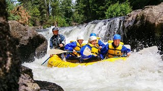 Farmlands Class V Rafting Trip, White Salmon River - Wet Planet Whitewater