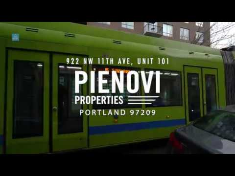 922 NW 11th Avenue, Unit 101, Portland OR 97209 Branded