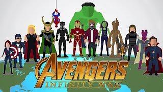 Avengers INFINITY WAR pour les Nuls par Michel et Michel ! Allociné