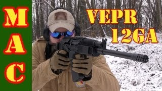 Repeat youtube video VEPR 12 Shotgun
