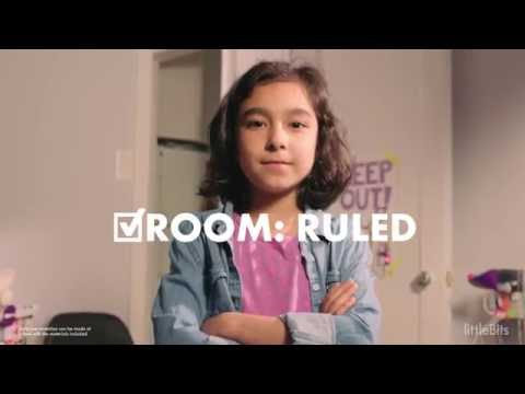 Introducing the littleBits Rule Your Room Kit