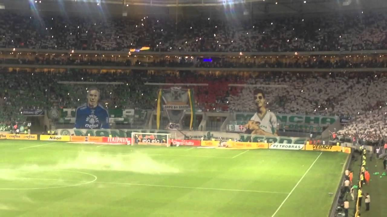 Final Palmeiras x Santos Copa do Brasil 2015 - Mosaico 02-12-2015 - YouTube 61b5255403040