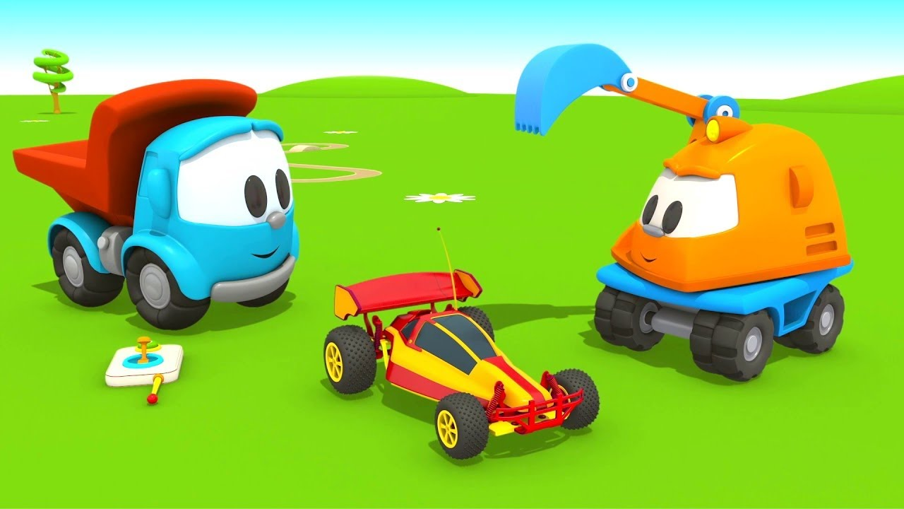 Learn vehicles for kids & sing with Leo! Vehicles songs & nursery rhymes. Baby songs.