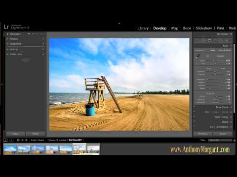 Learn Lightroom 5 - Part 17: Snapshots, Virtual Copies, Collections and Stacking